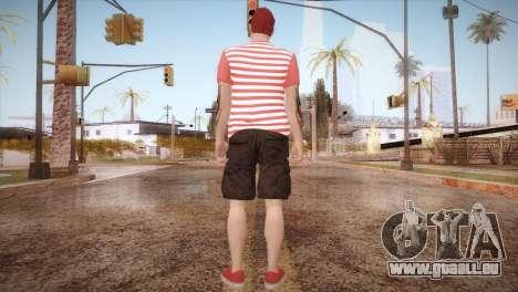 GTA Online Skin für GTA San Andreas dritten Screenshot