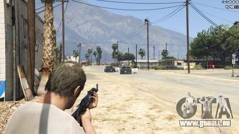 GTA 5 Real Life Mod 1.0.0.1 sechster Screenshot
