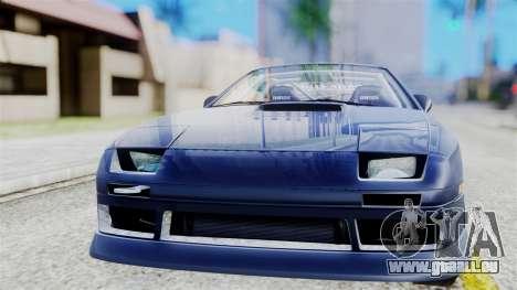 Mazda RX-7 (FC) pour GTA San Andreas laissé vue