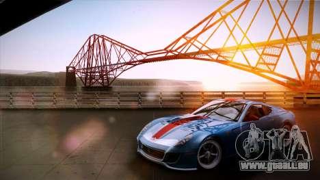 Solid ENBSeries by NF v2 pour GTA San Andreas quatrième écran