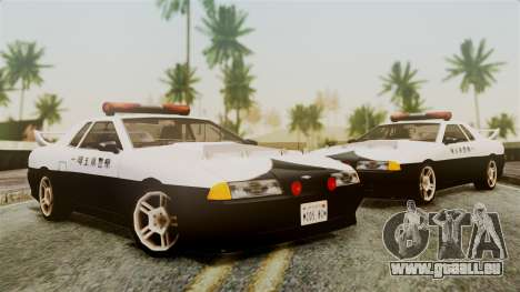Elegy Saitama Prefectural Police pour GTA San Andreas