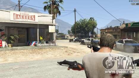 GTA 5 Real Life Mod 1.0.0.1 achten Screenshot