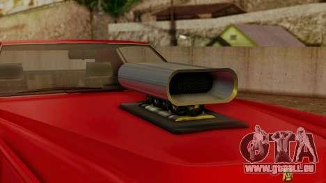 GTA 5 Albany Virgo pour GTA San Andreas vue de droite