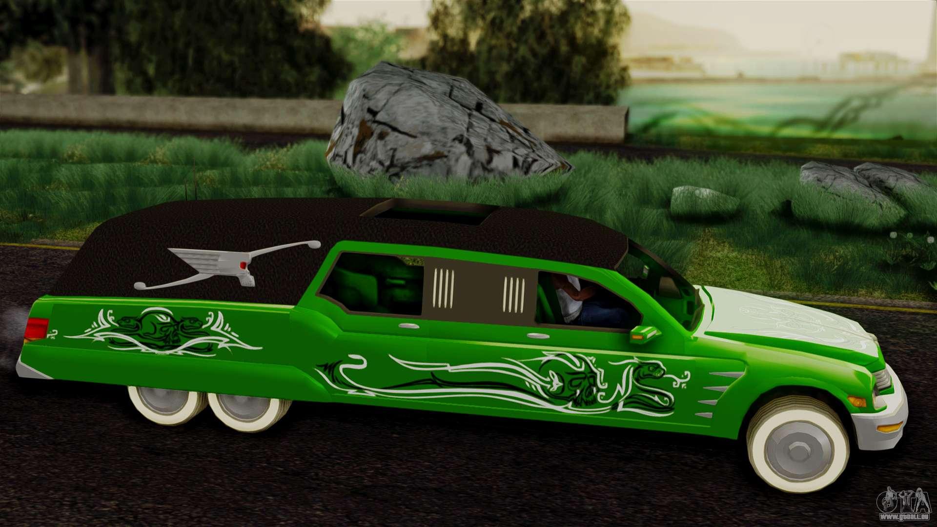 Saints Row  Car Paint