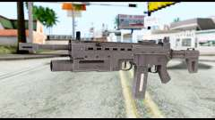 M4 from Resident Evil 6 pour GTA San Andreas