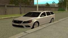 Skoda Octavia RS pour GTA San Andreas