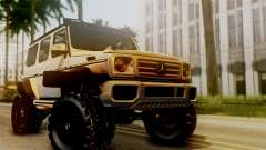 Mercedes-Benz G500 4x4 für GTA San Andreas