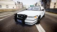 Ford Crown Victoria Bohan Police [ELS] unmarked