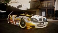 BMW 325t E46 LCI SAO Itasha