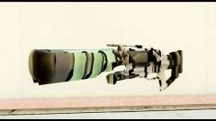 Rocket Launcher from Crysis 2