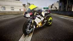 Triumph Daytona 675R Turbo Ken Block pour GTA 4