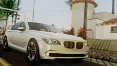 BMW 7 Series F02 2012 pour GTA San Andreas