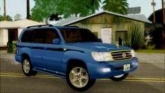 Toyota Land Cruiser 100 UAE Edition