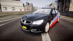 Holden VF Commodore SS Highway Patrol [ELS]