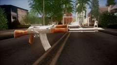 AK-47 v1 from Battlefield Hardline für GTA San Andreas
