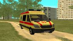 Mercedes-Benz Sprinter Reanimation