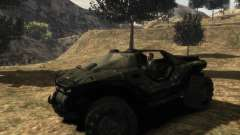 Conseil de sécurité M12 warthog de Halo Reach