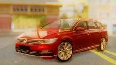Volkswagen Passat Variant R-Line für GTA San Andreas