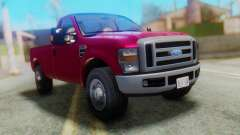 Ford F-350 Super Duty Regular Cab 2008 FIV АПП