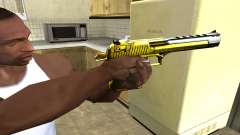 Yellow Deagle