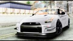 Nissan GT-R R35 2012