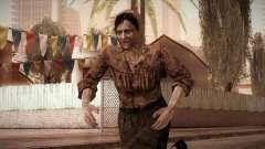 RE4 Isabel pour GTA San Andreas