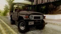 Toyota Land Cruiser J40 1980