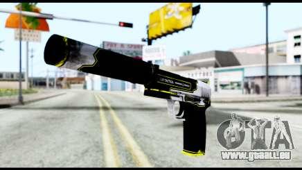 USP-S Torque pour GTA San Andreas