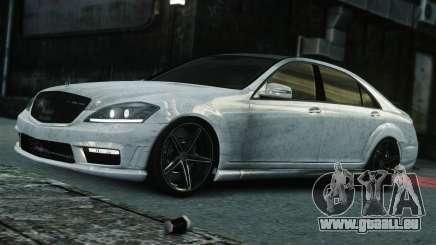 Mercedes-Benz S65 AMG Vossen pour GTA 4