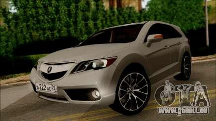 Acura RDX 2009 pour GTA San Andreas