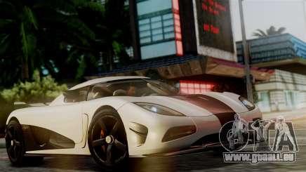 NFS Rivals Koenigsegg Agera R Racer pour GTA San Andreas