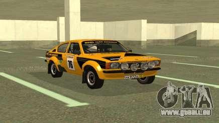 Opel Kadett Rally für GTA San Andreas