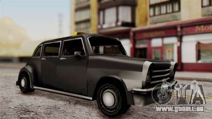London Cab pour GTA San Andreas