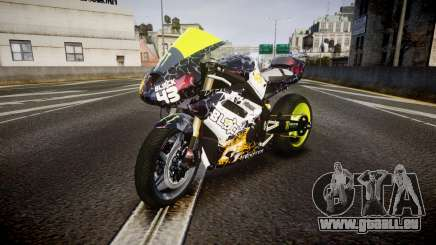 Triumph Daytona 675R Turbo Ken Block für GTA 4