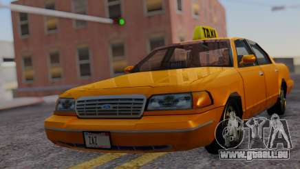 Ford Crown Victoria Taxi pour GTA San Andreas
