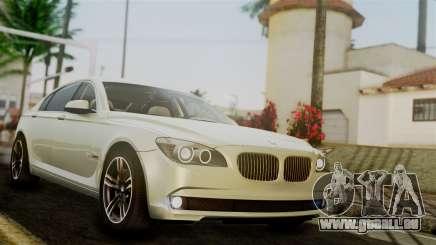 BMW 7 Series F02 2012 für GTA San Andreas