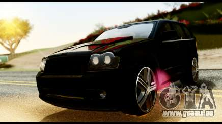 Jeep Grand Cherokee SRT8 Restyling M Final pour GTA San Andreas