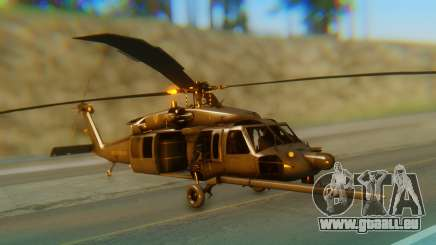 MH-60L Blackhawk pour GTA San Andreas