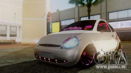 Ford Ka El Patan pour GTA San Andreas