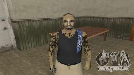 Rifa Skin Third für GTA San Andreas