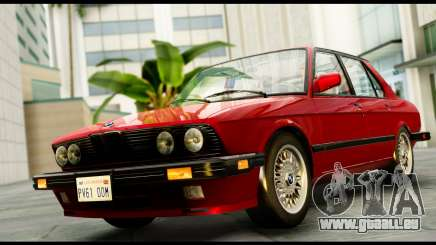 BMW M5 E28 1985 NA-spec für GTA San Andreas