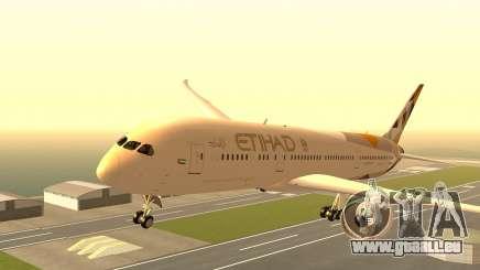 Boeing 787-9 Etihad Airways pour GTA San Andreas