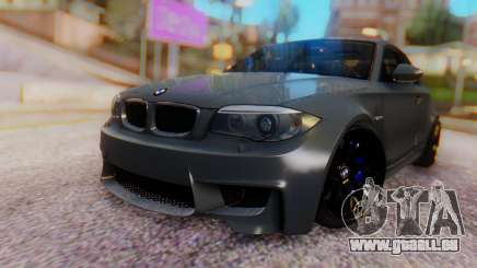 BMW M1 Tuned für GTA San Andreas