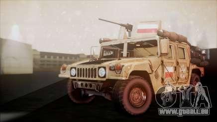 Polish HMMWV pour GTA San Andreas