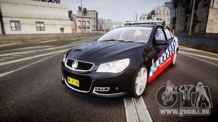 Holden VF Commodore SS Highway Patrol [ELS] für GTA 4