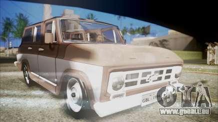 Chevrolet Veraneio pour GTA San Andreas