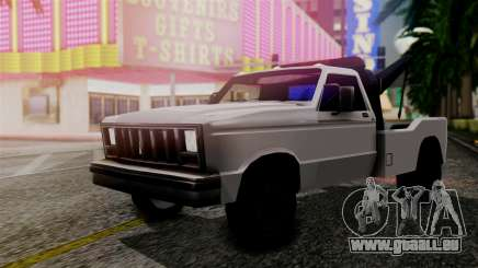 Towtruck New Edition pour GTA San Andreas