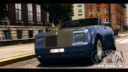 Rolls-Royce Phantom 2013 Coupe v1.0 für GTA 4