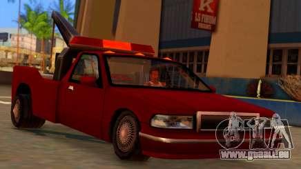 Premier Towtruck für GTA San Andreas