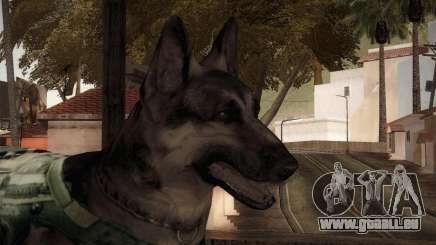COD Ghosts - Riley Skin pour GTA San Andreas